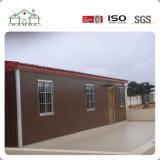 Casa prefabricada casera prefabricada del chalet del panel de emparedado del EPS