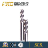Flöte-Karbid-Enden-Tausendstel des Standard-3 für Aluminiumlegierung