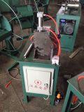 Dn8-40에 의하여 유연한 금속 가스 또는 물 호스 Froming 주름을 잡는 기계