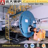 Configuração excelente e petróleo perfeito da série de Wns do serviço - caldeira de vapor despedida