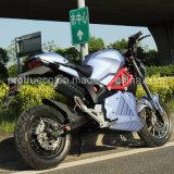 Via 2017 che corre il motociclo elettrico del motore di sport 2000W