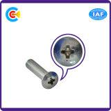 DIN/ANSI/BS/JIS Carbon-Steel 또는 Stainless-Steel 둥근 교차하는 횡단면적인 케이싱 연결관 기계적인 기업 잠그개