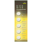 батарея клетки кнопки лития Mercury 3V свободно (CR2430) для обтекателя втулки непоседы