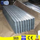 лист крыши GI 60G/M2 стальной Corrugated (SGCC/DX51D)