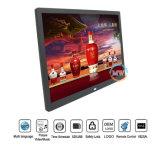 Fabbrica 1024X768 poco costoso all'ingrosso blocco per grafici della foto di 15 Digitahi di pollice con il driver del USB (MW-1507DPF)