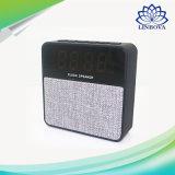 Портативные беспроводные гарнитуры Bluetooth стерео Soundbox со светодиодной индикации времени часов громкоговоритель сигналов тревоги