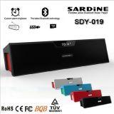 Beweglicher Minibaß-Bluetooth Subwoofer Lautsprecher der Sardine-Sdy-019