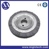 Escova Industrial personalizados escova roda para polimento de Rebarbação (WB-100063)