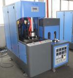 Máquina semiautomática del moldeo por insuflación de aire comprimido de la botella de agua 5L