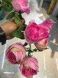 가구 로즈를 위한 가정 결혼식 거실 장식 신부 꽃다발