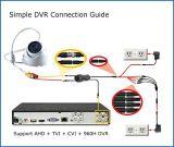 960p камера CCTV обеспеченностью Ahd купола H. 264 HD крытая