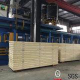 A fábrica fornece diretamente o painel da isolação Polyurethane/PU do quarto frio