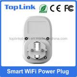 socket de potencia del control de 220V WiFi para el dispositivo electrónico casero elegante teledirigido
