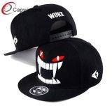 De alta calidad baratos sombrero Snapback con bordado en 3D.