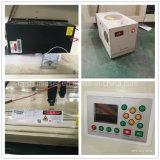 Suprimentos médicos de plástico de tecido máquina de gravação a laser