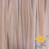 Papel decorativo del grano de madera para el suelo, la puerta, la cocina o los muebles del fabricante chino