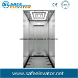 Edelstahl-Rahmen-Glashaupthöhenruder-Maschine