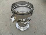 Peinture type RA450 Glaze Vibro tamis dans l'industrie chimique