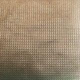 Gestricktes Polyester-Samt-Gewebe für Kleid-Möbel Uphostery