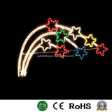 2D Motif Street Luz decorativa de Natal