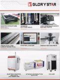 tagliatrice del laser della fibra 1000W per le parti di metallo agricole della strumentazione