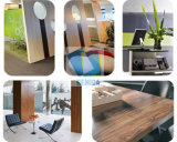 1220*2440mm 0.8mmの摩耗のドアの装飾のための抵抗力がある防水木製の穀物HPLの積層物