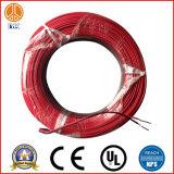Fio aplicável isolado PVC do tráfego do UL 1032 do fio