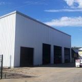 Diseño profesional Taller de estructura de acero con bajo coste