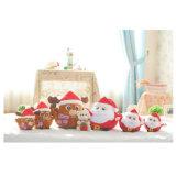 2017 Geschikt voor Gift en Decoratie van Lichtgevend en Correct Doll van Kerstmis