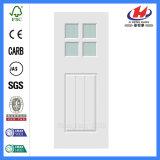 Porta de entrada de vidro do certificado popular diferente do projeto (JHK-G32-4)