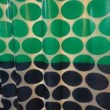 Tenda di acquazzone libera di EVA di acqua della muffa impermeabile molle eccellente della cosa repellente