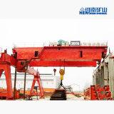 이동 크레인 Qd 20 톤 두 배 대들보 천장 기중기