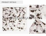 高温印刷の浴室の壁の灰色8mmの安いモザイク・タイルはフィリピンの260X298mmを広げる