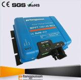 # contrôleur de remplissage 45A d'alimentation par batterie solaire intelligente du bleu MPPT150/45 Mc4 12V 24V 36V 48V MPPT de système Fangpusun de panneau de 2600W picovolte