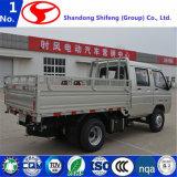 짐수레꾼 화물 트럭 평상형 트레일러 트럭 또는 밴 Truck Cargo 또는 밴 Truck 또는 밴 Cargo Truck 또는 밴 Box Truck 또는 밴 또는 실용적인 트레일러 또는 이용된 트럭 팁 주는 사람 또는 사용된 트럭 반 트레일러