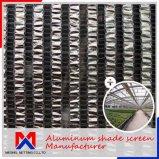 Сеть тени ширины 1m~4m внешняя алюминиевая для температуры управления