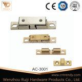 Tipo bullone d'ottone dello zinco (AC3005) degli accessori della mobilia del hardware del portello piccolo