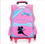 Sacos de escola de qualidade superior do saco de ombro Bolsas Saco Aluno Kid's mochila Saco Trolley