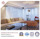 Luxuriöse Hotel-Möbel mit dem Wohnzimmer-Sofa eingestellt (YB-P-3)
