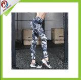 Caneleiras feitas sob encomenda da ioga das mulheres do desgaste da aptidão do Sublimation do fabricante