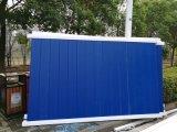 Dachu stellte blauen Ingenieur Belüftung-Zaun her
