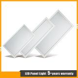 120lm/W 1200*600m m el ningún panel de 60W que oscila LED con la aprobación de Ce/RoHS