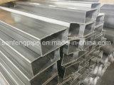 Tubo de acero del acero inoxidable DIN11850/tubo cuadrados soldados