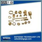 Peça fazendo à máquina de bronze da precisão do CNC usada em automotriz e em industrial