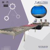 PVC+ASA/PMMAの屋根ふきシートの生産ライン