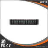 포좌 시스템 2U 선반 mountable 14 슬롯 두 배 DC48V 전력 공급