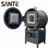 fornalha do vácuo da atmosfera 1200c em forma de caixa para o tratamento térmico do metal