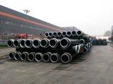 Пластмассовый трубопровод всасывания и перетягивание на заводе