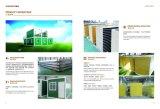 Het Huis van /Guard van het huis/van de Villa/van de Winkel pre-Bouwt Gemakkelijke Installatie prefabriceert Huis