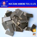 Segment de diamant pour le granit de Dubaï